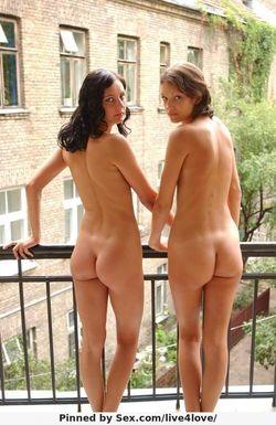 Chaud le balcon ...