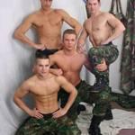 Militaires en perm