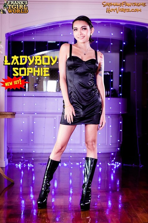 Ladyboy Sophie