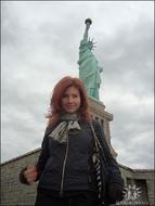 Anna Chapman espionne russe nue