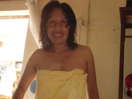 Josiane, belle mature malgache