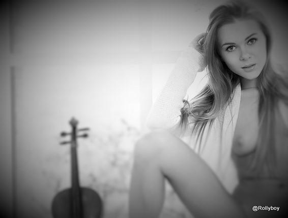La beauté féminine et musicale ont ceci de particulier.