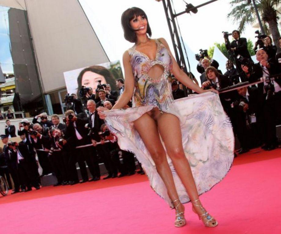 Видео мода голых манекенщиц
