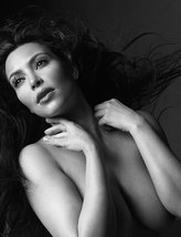 Photo Kim Kardashian nue W Magazine