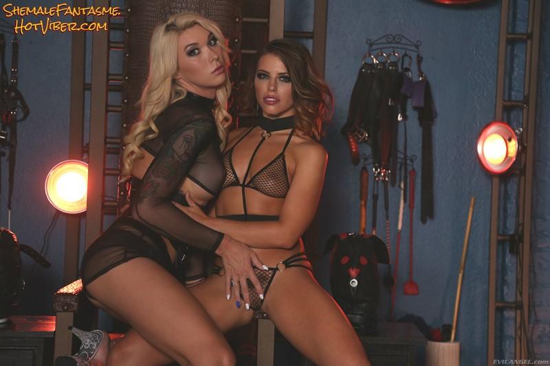 Adriana Chechik & Aubrey Kate